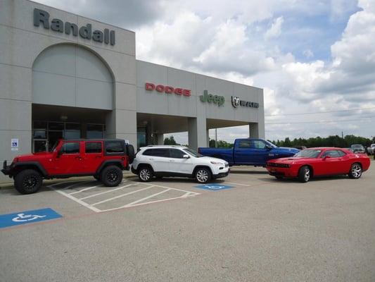 Randall Dodge Chrysler Jeep 100 Kilgore Dr Henderson, TX Auto ...