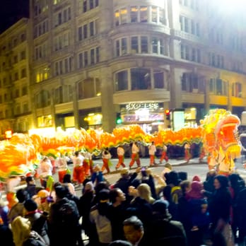 photo of chinese new year parade san francisco ca united states chinese - San Francisco Chinese New Year
