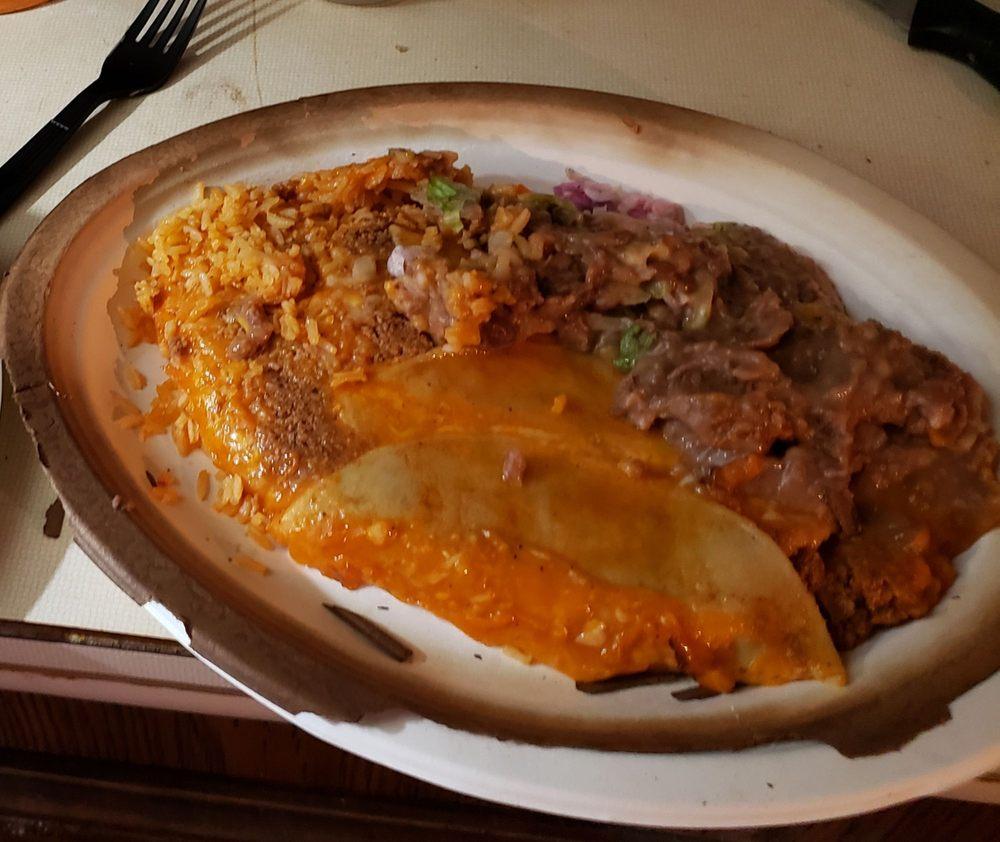 Food from El Paraiso - Ashland