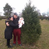 photo of santas christmas tree farm cutchogue ny united states