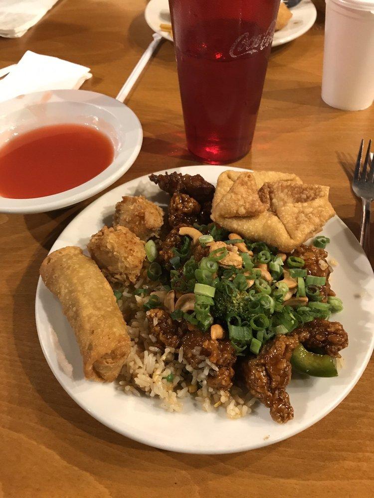Food from Jasmine Chinese Restaurant