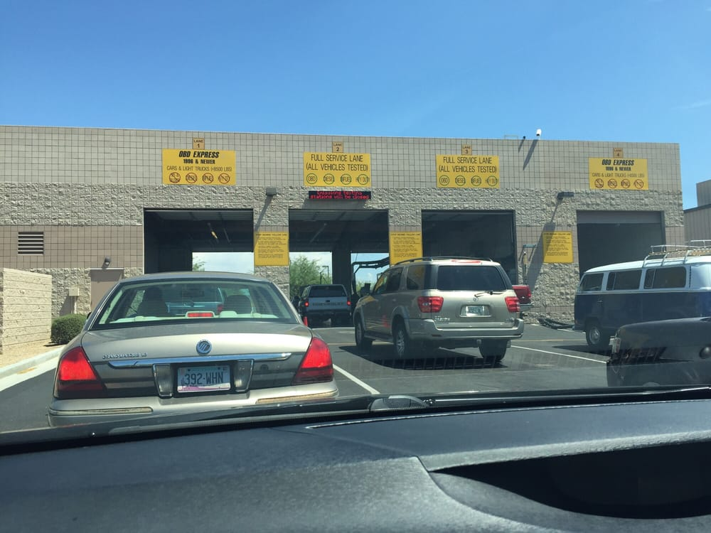 Emissions Testing Phoenix >> ADEQ Emissions Testing Station - 17 Reviews - Smog Check Stations - 501 W Deer Valley Rd ...