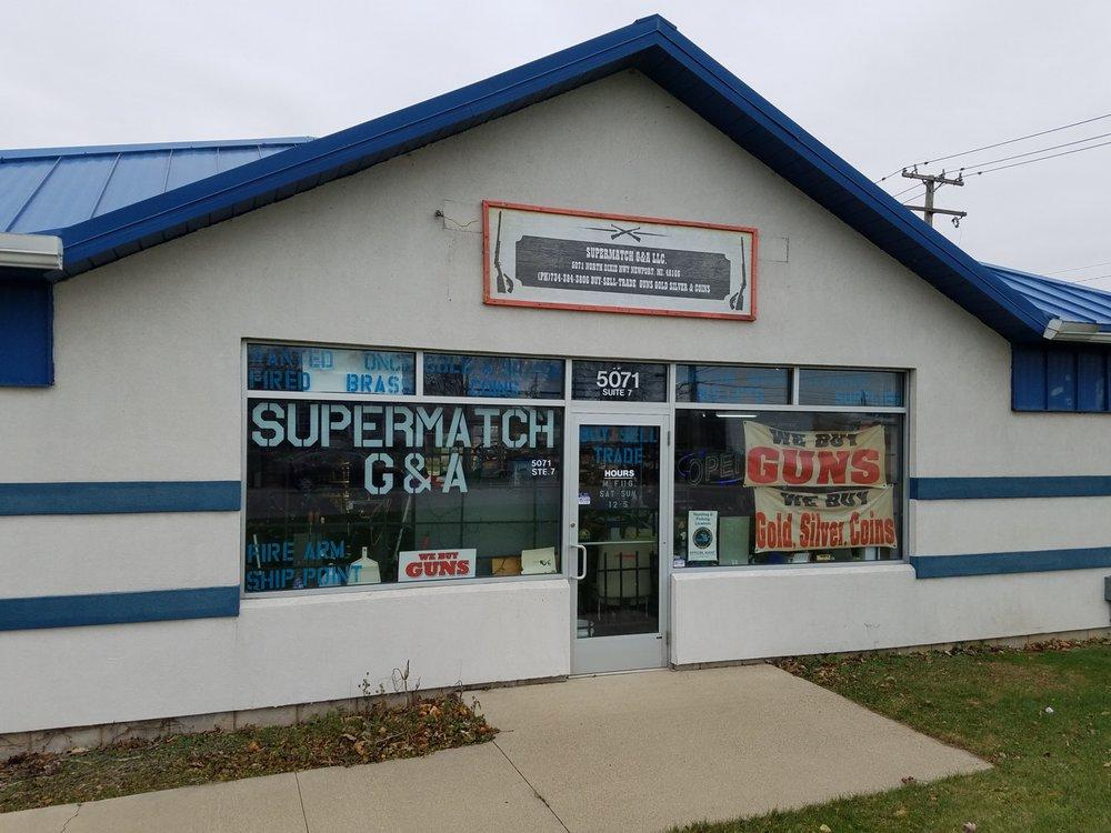 Supermatch G&A: 5071 N Dixie Hwy, Newport, MI