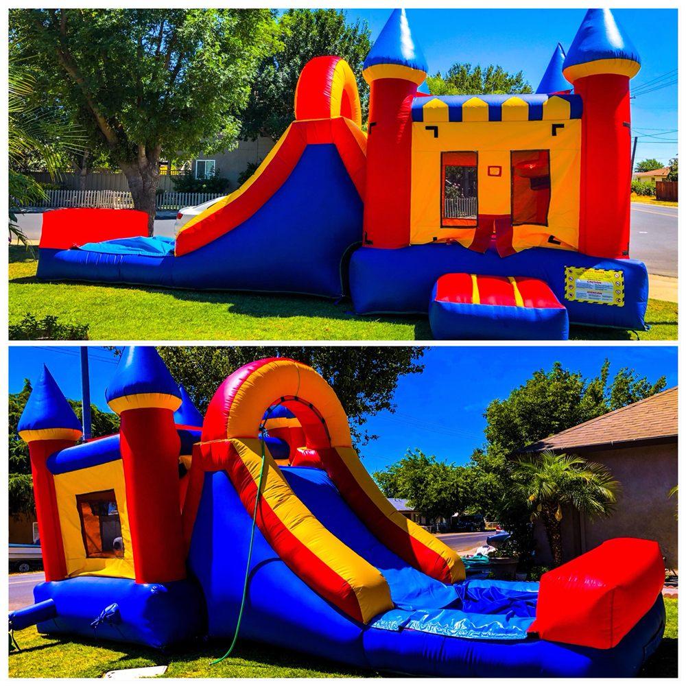 Rosie's Party Rentals: 2216 Ustick Rd, Modesto, CA