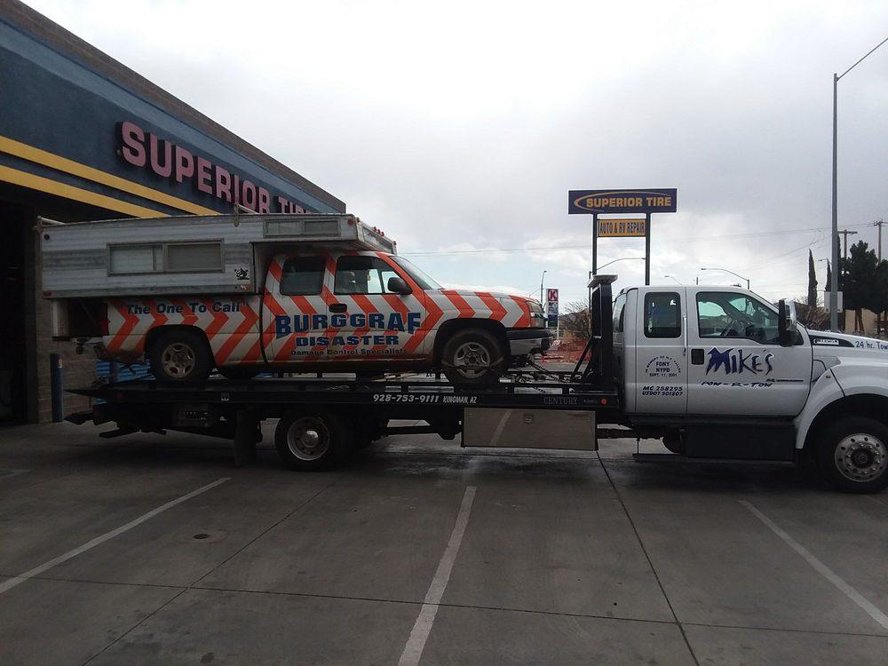Superior Tire: 4115 Hwy 68, Golden Valley, AZ