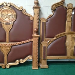 Photo Of Rustic Furniture Design   El Paso, TX, United States. Headboard  With