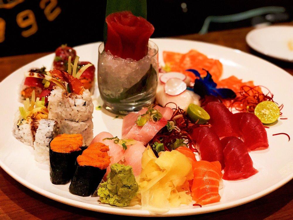 Kuma Sushi & Asian Fusion