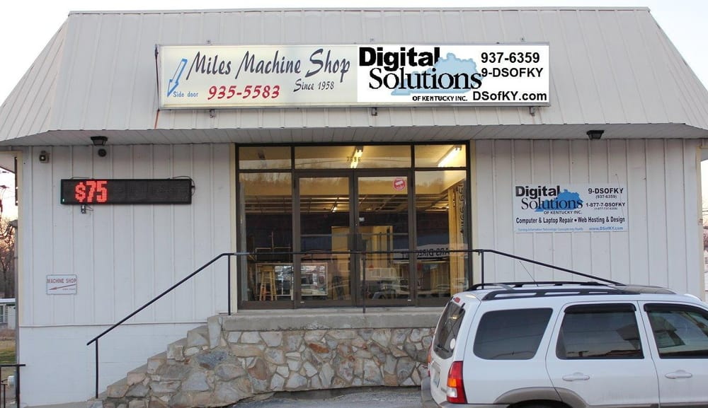 Digital Solutions Of Ky It Services Computer Repair 7596 Dixie