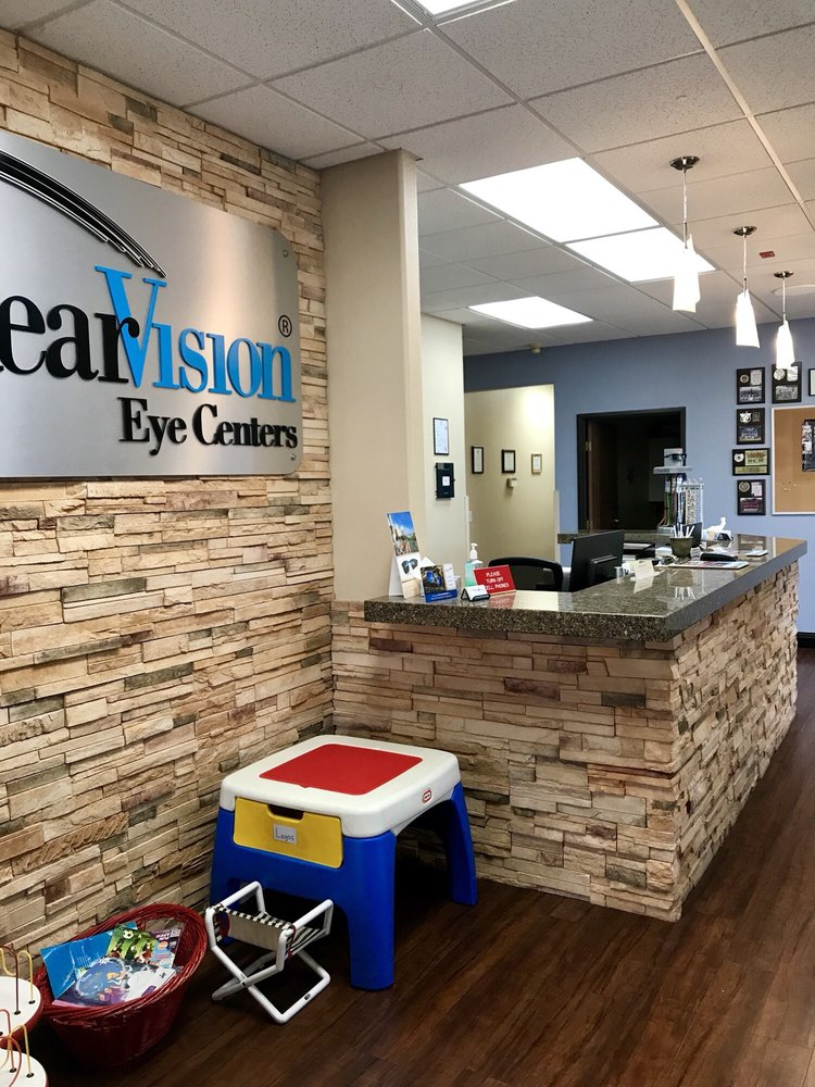 Clear Vision Eye Centers - Boulder City: 1627 Nevada Hwy, Boulder City, NV