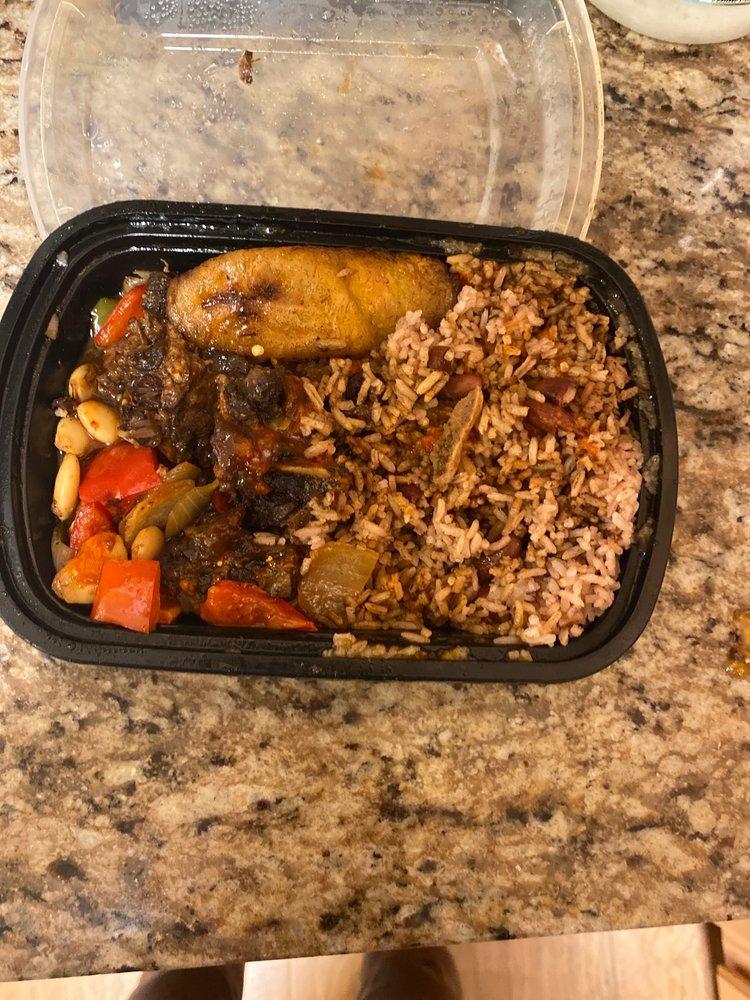 Irie Vybz Jamaican Restaurant: 6056 Shingle Creek Pkwy, Brooklyn Center, MN