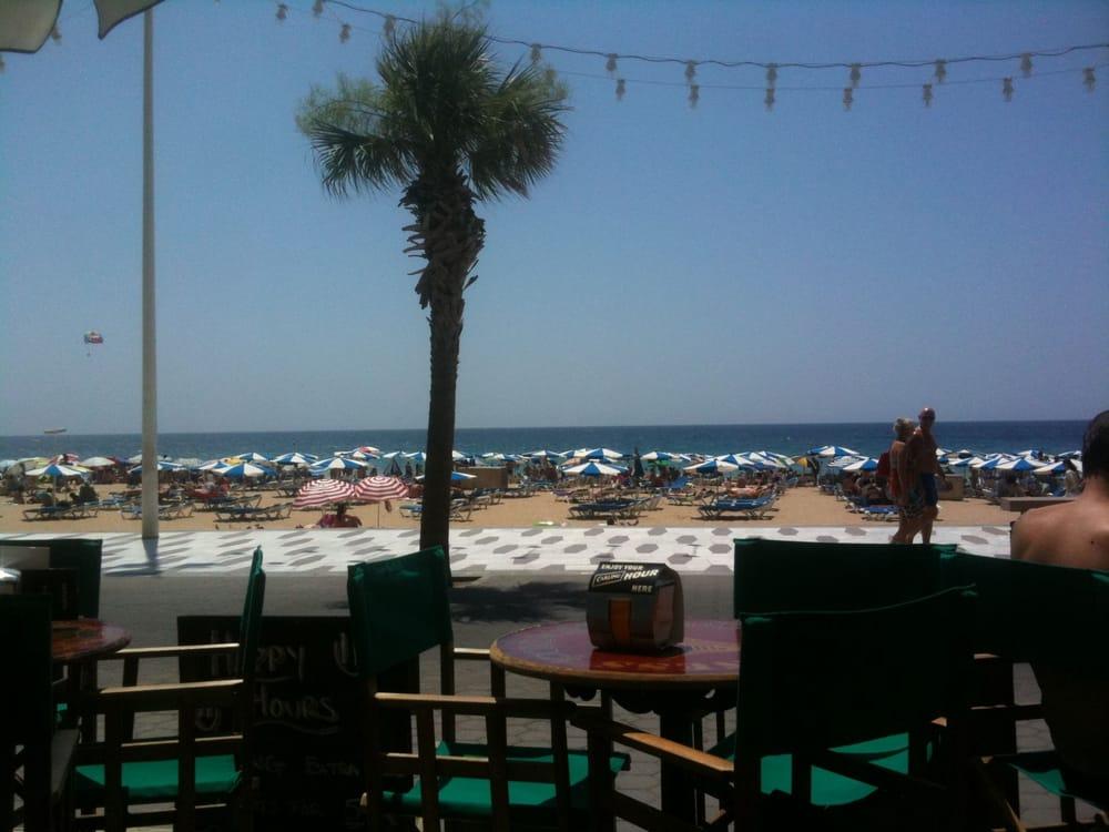 Playa levante: Avinguda de Alcoi 7, Benidorm, A