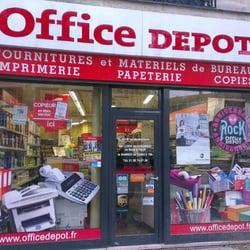 Office Depot Office Equipment 166 Avenue De Versailles 16eme