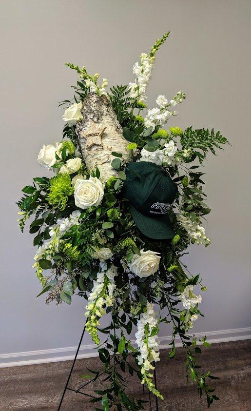 Ekey Florist & Greenhouse: 3800 Market St Ext, Warren, PA