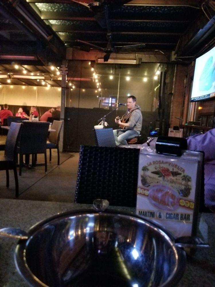 Mort's Martini Bar: 923 E 1st St N, Wichita, KS
