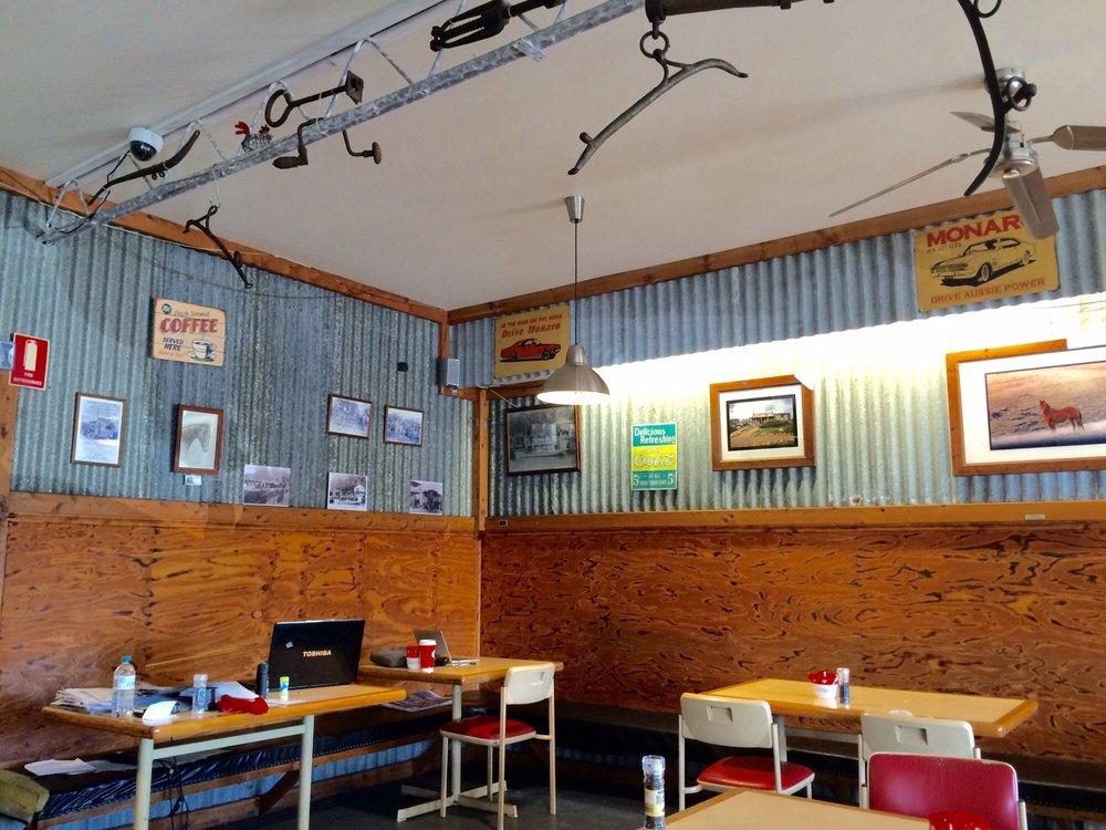 Corrugated Cafe