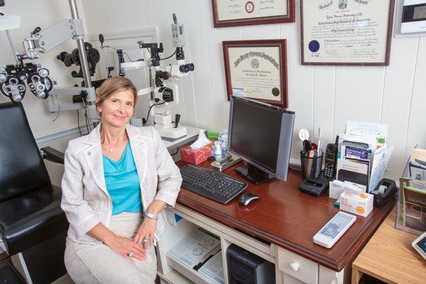 Lisa M Andrasz, OD - Bordentown Family Eye Care: 223 Farnsworth Ave, Bordentown, NJ