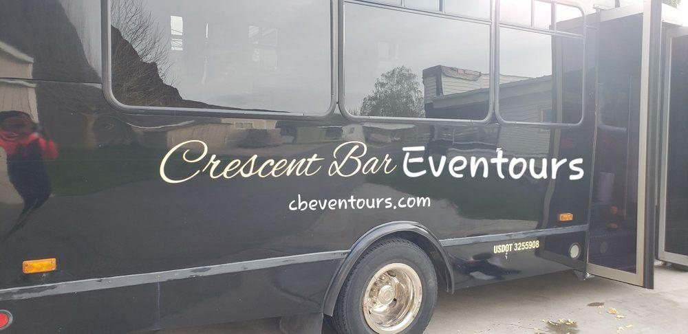 Crescent Bar Eventours: 8818 Crescent Bar Rd NW, Quincy, WA