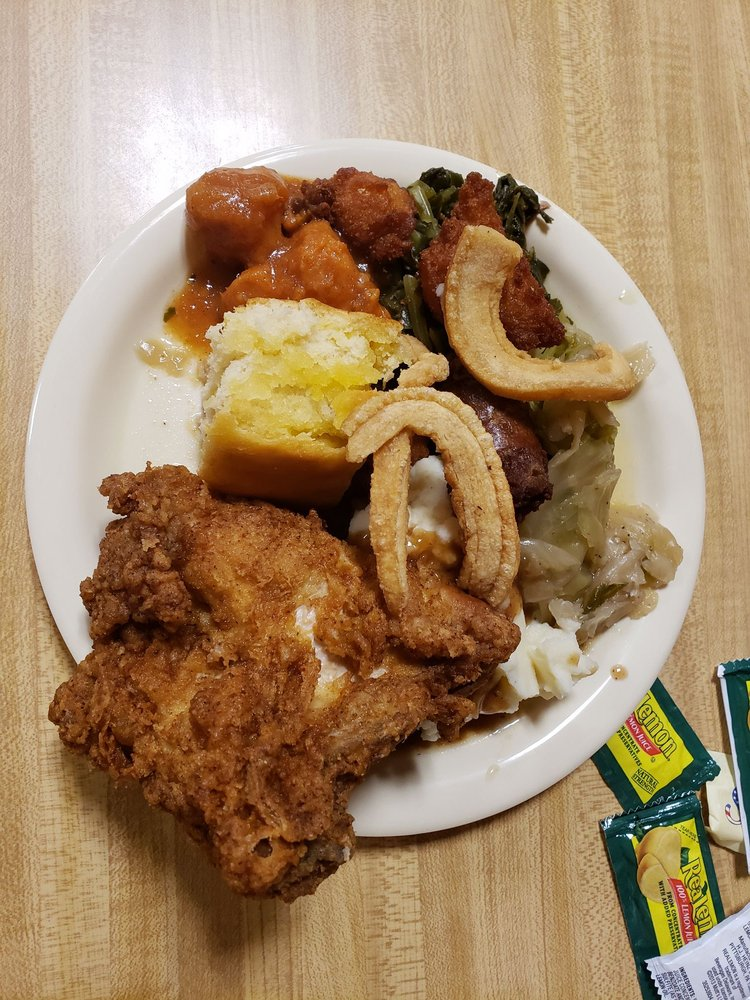 Food from Nanny's Restaurant & Catering
