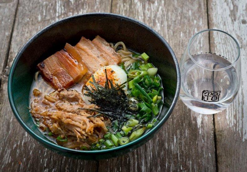 Moto-i Ramen and Sake House
