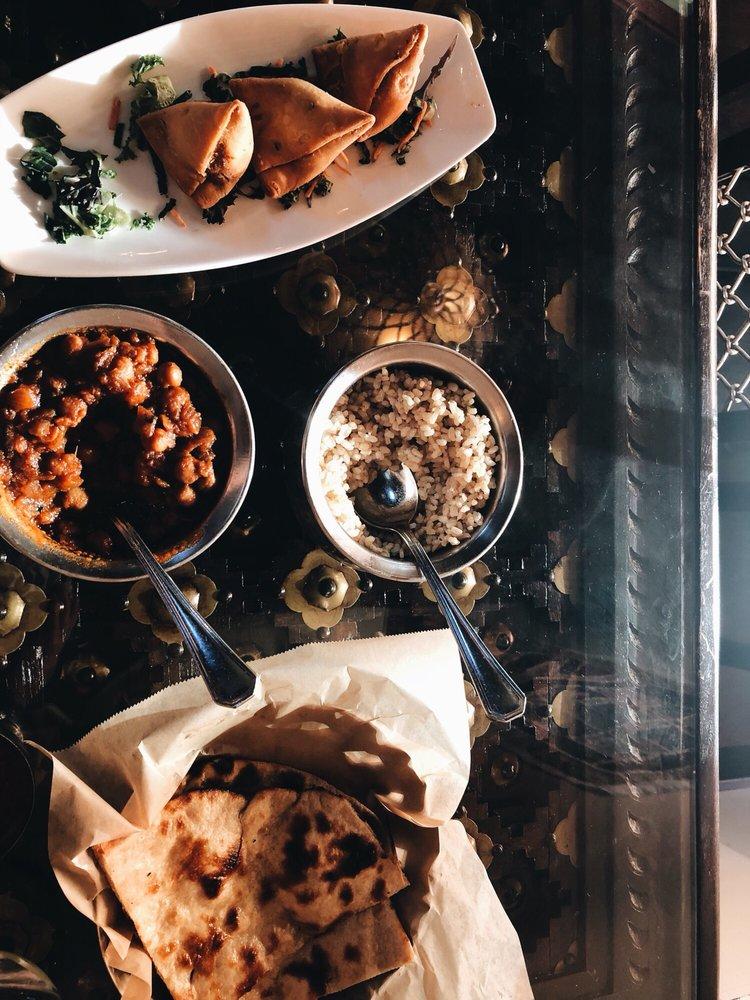 Aabha Indian Cuisine: 522 Broadway, Sonoma, CA