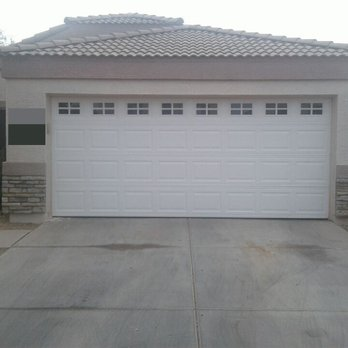 Photo of The Garage Door Kings - Peoria AZ United States. After & The Garage Door Kings - Garage Door Services - Peoria AZ - Phone ... Pezcame.Com