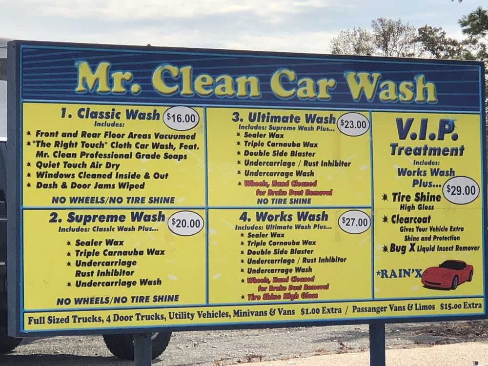Photo of Mr Clean Car Wash: Waldorf, MD