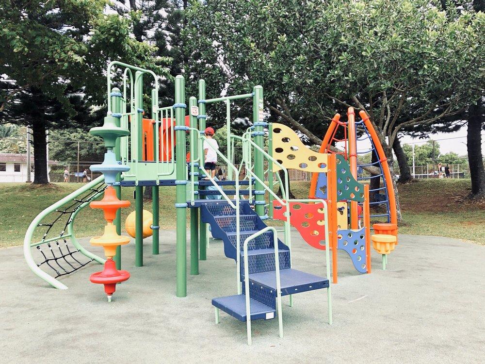 Kaneohe District Park: 45-660 Keaahala Rd, Kaneohe, HI