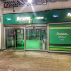 Europcar Uk 15 Reviews Car Hire Waverley Railway Station Old