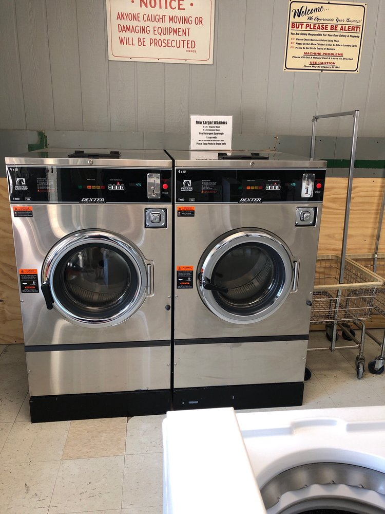 Kittanning Coin-Op Laundromat: S Water St, Kittanning, PA