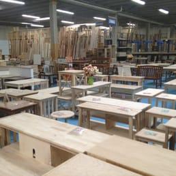 unfinished furniture warehouse furniture stores 3636 n stone ave colorado springs co. Black Bedroom Furniture Sets. Home Design Ideas