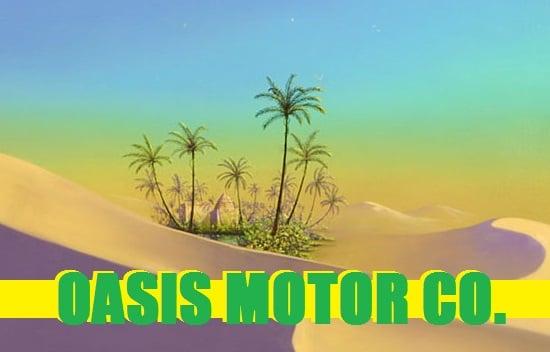 Oasis Motor Company Bilforhandlere 3440 S Padre Island