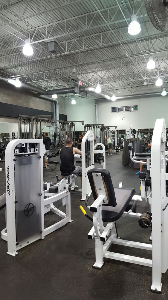 You can't beat the prices for a fully equipped gym.... - Yelp