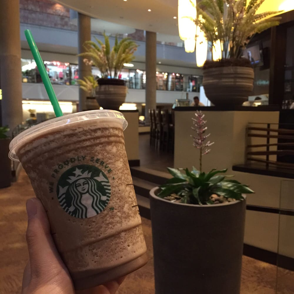 Starbucks On The First Floor Of Westin Bonaventure Order