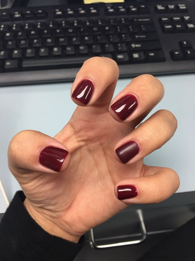 No chip manicure! Brand new color option. - Yelp