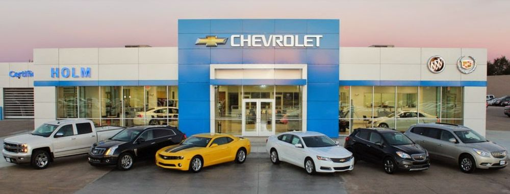 Holm Automotive Center: 2005 N Buckeye Ave, Abilene, KS