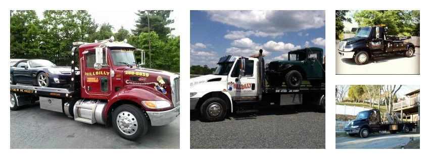 Towing business in Kingsport, TN