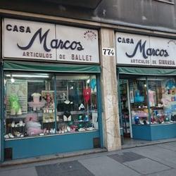 Casa Marcos - Ropa deportiva - Avenida Diagonal Cervantes 774 ... 909eec57462ad