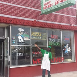 Luigis Pizza Pizza 3806 Broadway Gary In Restaurant Reviews