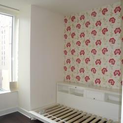 Foto Zu FO Design   Brooklyn, NY, Vereinigte Staaten. Wallpaper  Installation In A
