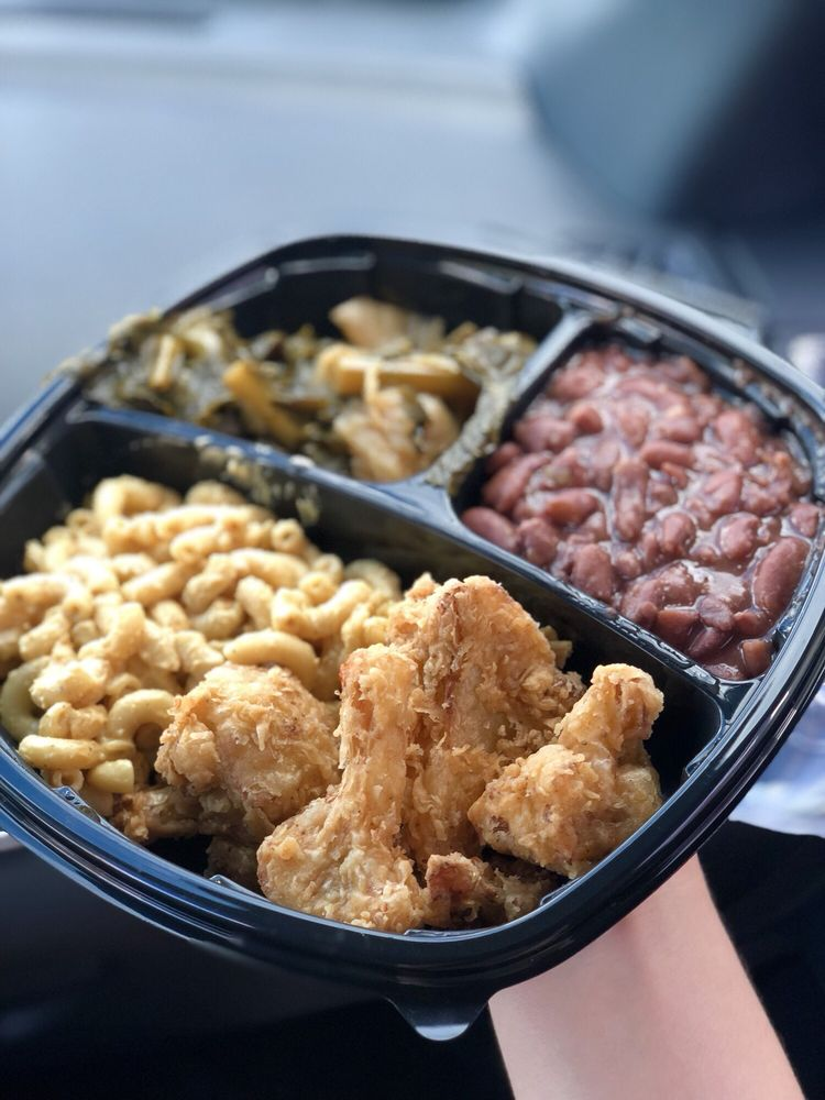 Food from Sweet Soulfood