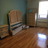 Photo Of Bob S Furniture Yonkers Ny United States Bed Left Unfinished