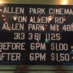 Allen Park Cinema 110