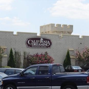 California Dreaming Restaurant Bar Greenville Sc