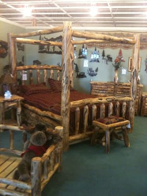 Photo Of Rustic Log Furniture   Denver, CO, United States