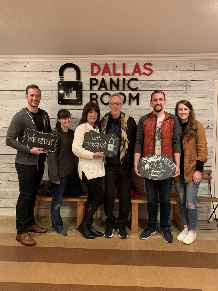 Social Spots from Dallas Panic Room
