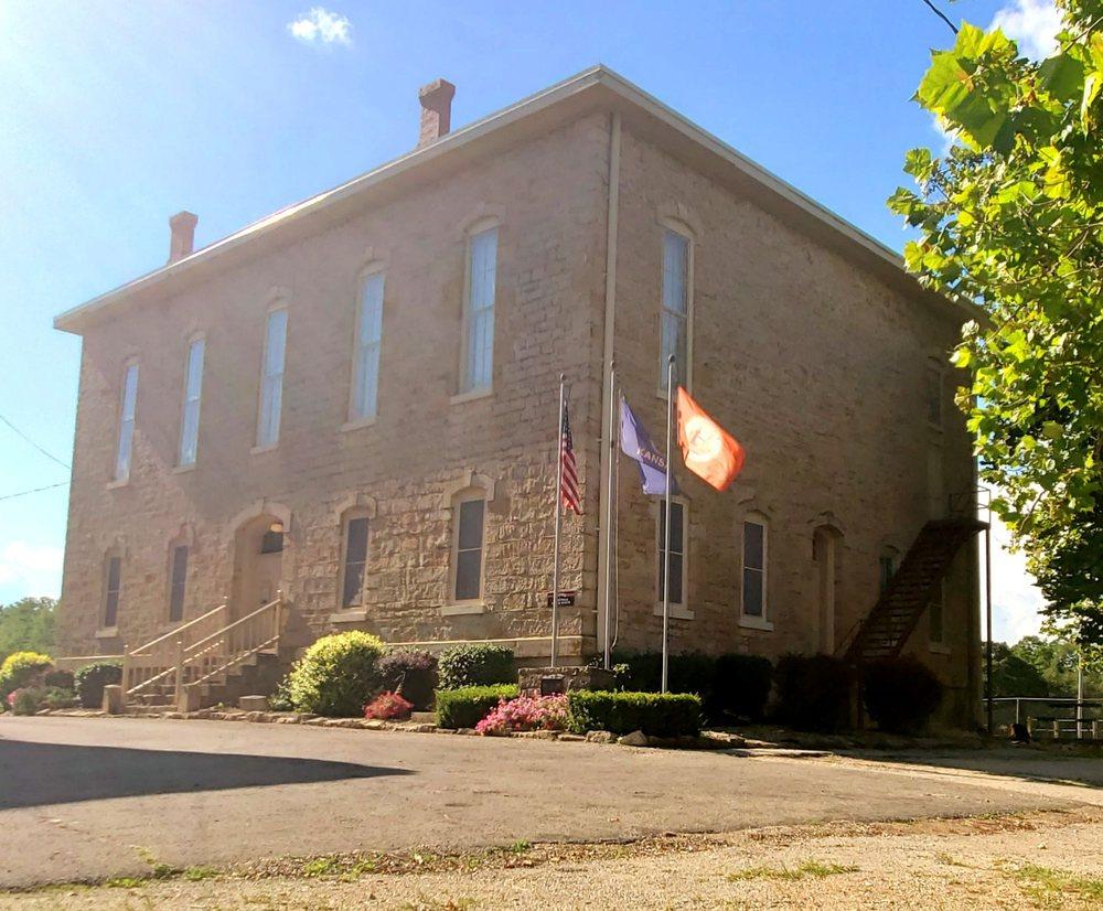 Territorial Capital-Lane Museum: 640 E Woodson Ave, Lecompton, KS