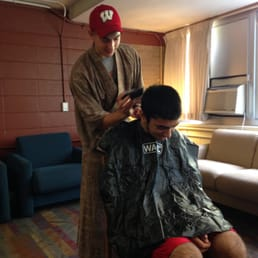 uncle tritz s basement barber shop barbers 625 elm dr madison