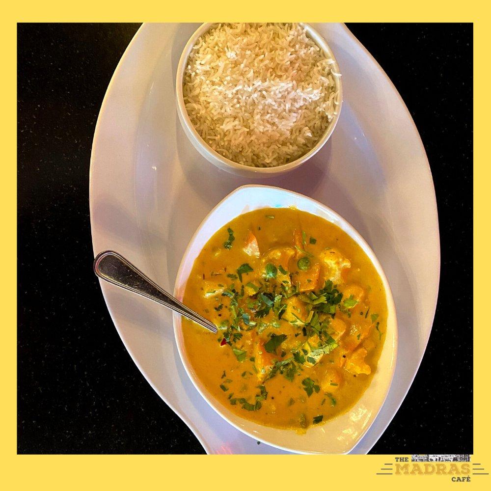 The Madras Cafe: 7730 W Sand Lake Rd, Orlando, FL