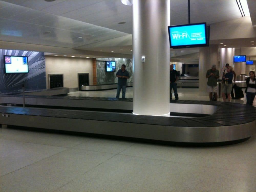 Baggage Claim Yelp