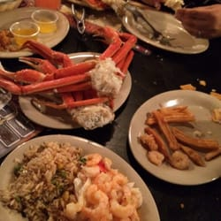 Photo Of Benjamin S Calabash Seafood Myrtle Beach Sc United States Crab